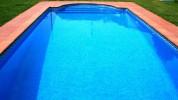 Coronament piscina amb gres extrusionat, Jordi Alsina SL