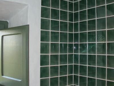 Detall rajola de 10×10 de La Bisbal, jordi alsina