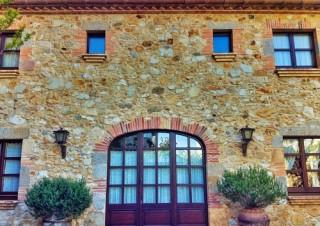 Reforma façana de pedra i totxo, jordi alsina