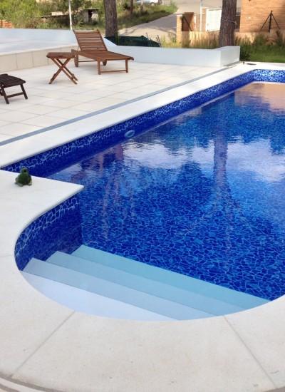 Platja piscina Begur, Jordi Alsina SL