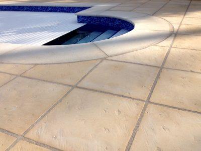 Coronaments piscines